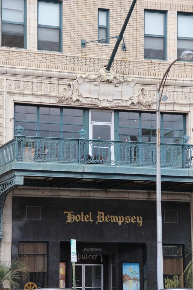 Hotel Dempsey Macon