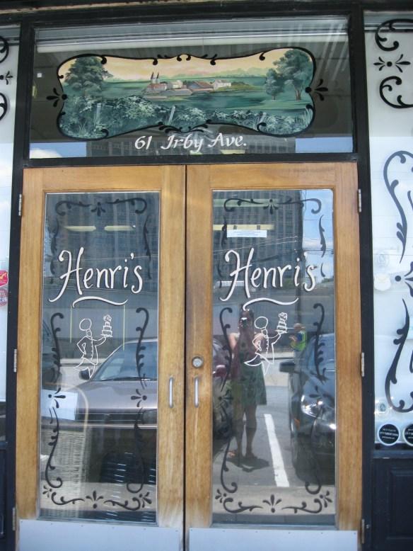 henri's bakery
