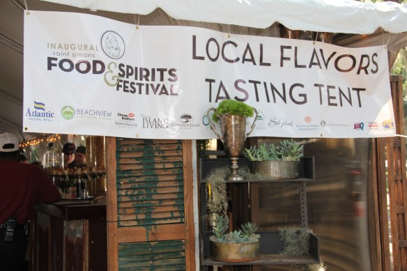 St. Simons Food and Spirits Fest