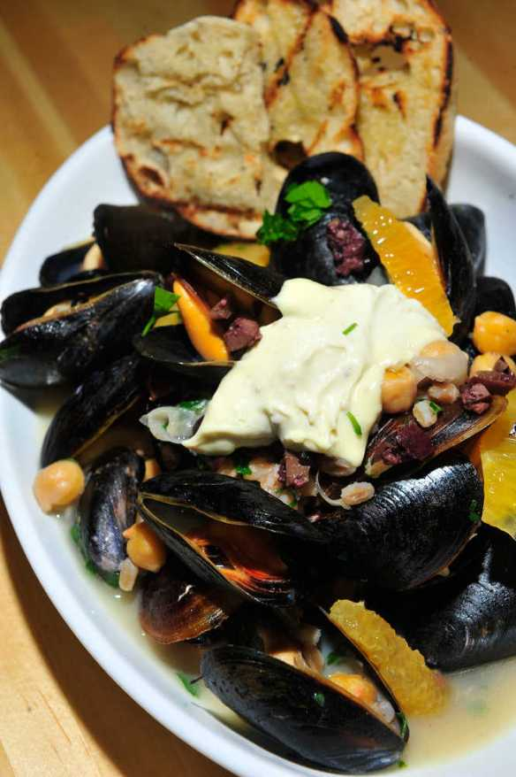 branded butcher mussels