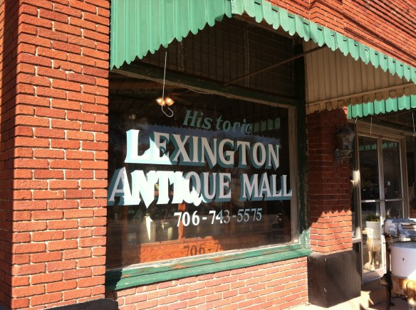 lexington antique mall