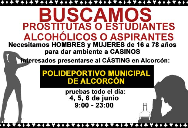 putas videos prostitutas alcorcon