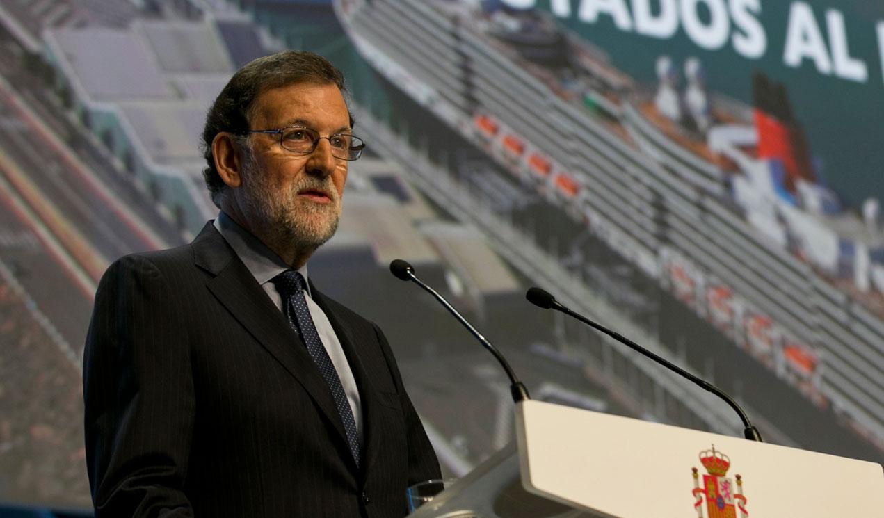 """Mariano Rajoy admite que aprovechó el año sin Gobierno para cambiarse el nombre a """"Turbo"""""""