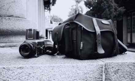 The photographer's daypack – part 2: medium format street shooters