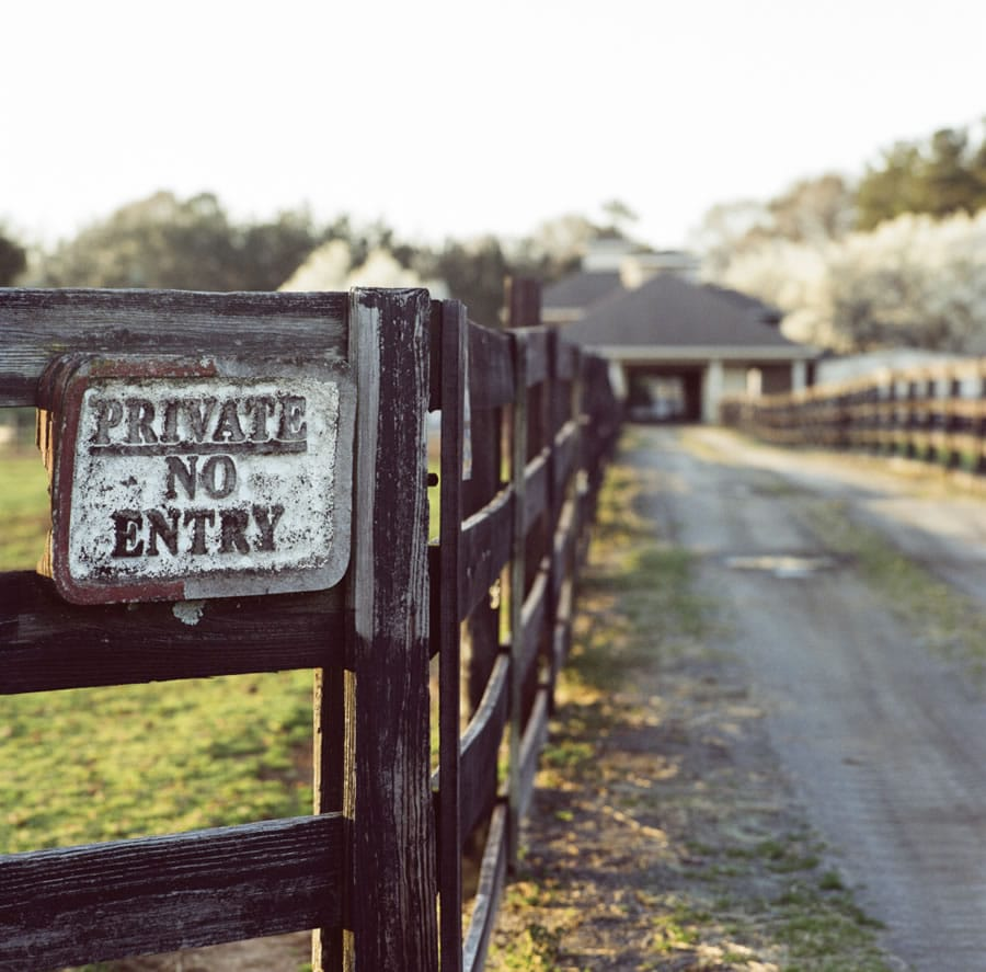 Private Property - Private Property