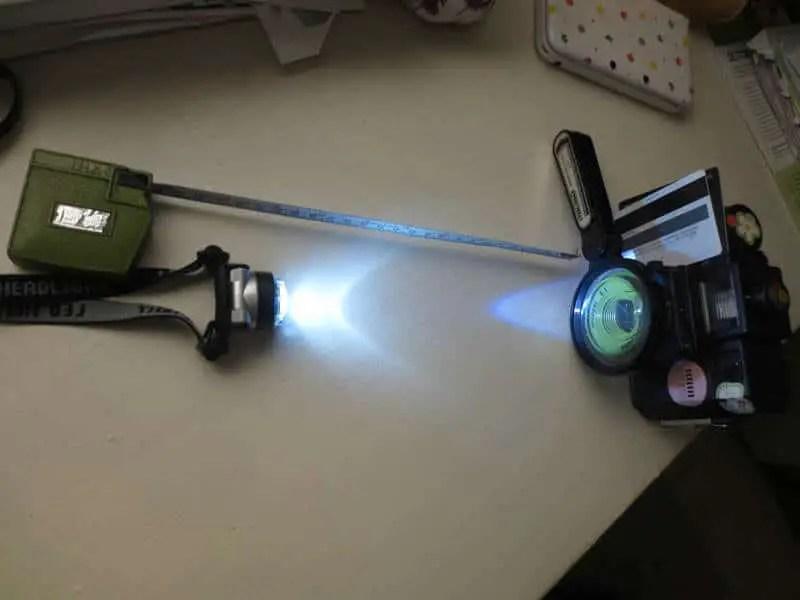 Holga - Magnifying Glass Calibration - FRONT