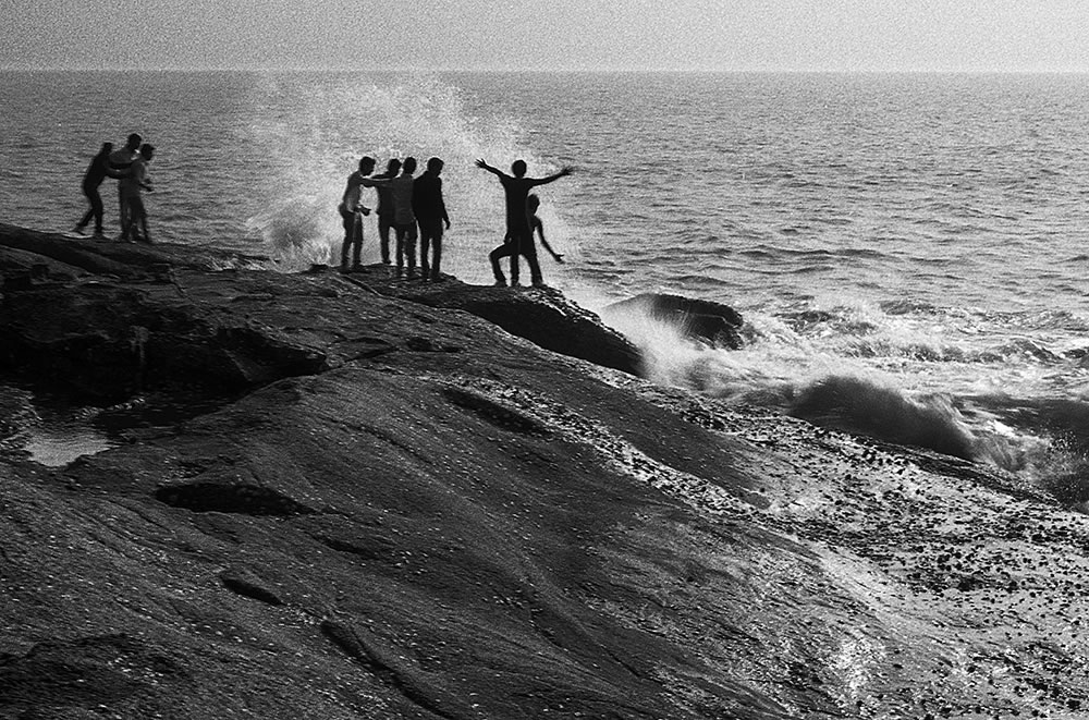 By the sea side - Kodak Tri-X 400