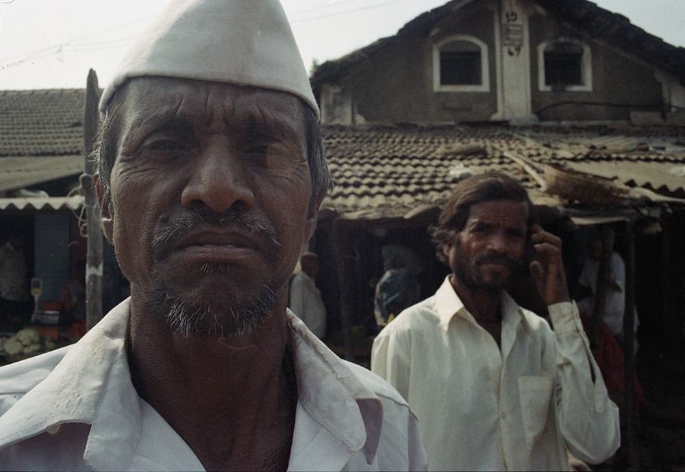 Village Men - Kodak MAX 400