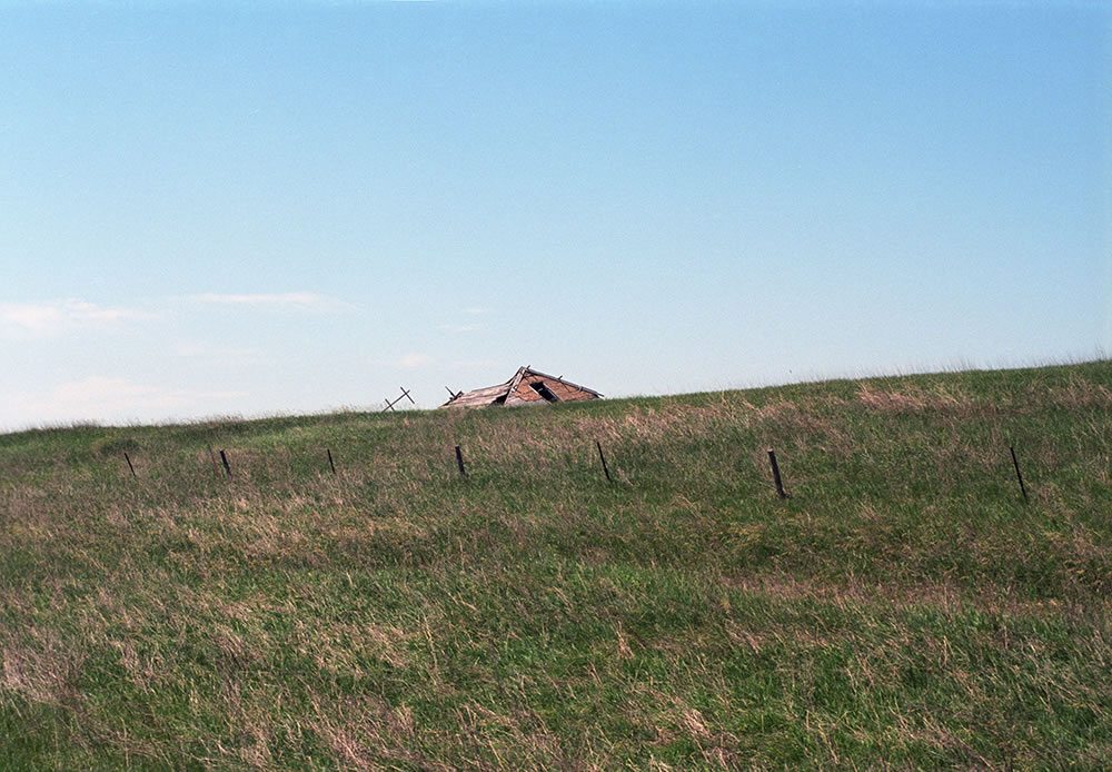 Untitled (South Dakota), 2015 - from the series, The Western Lands