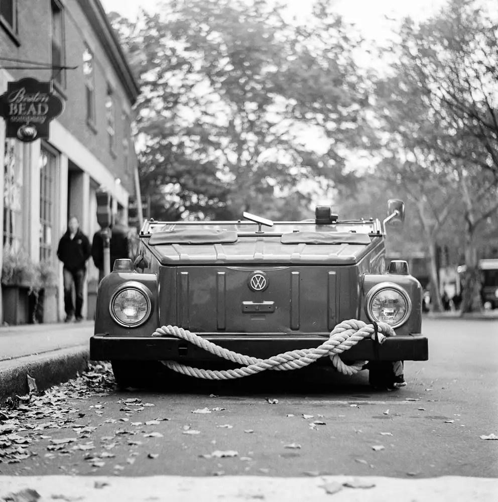 Rolleiflex 2.8A - Kodak Tri-X 400