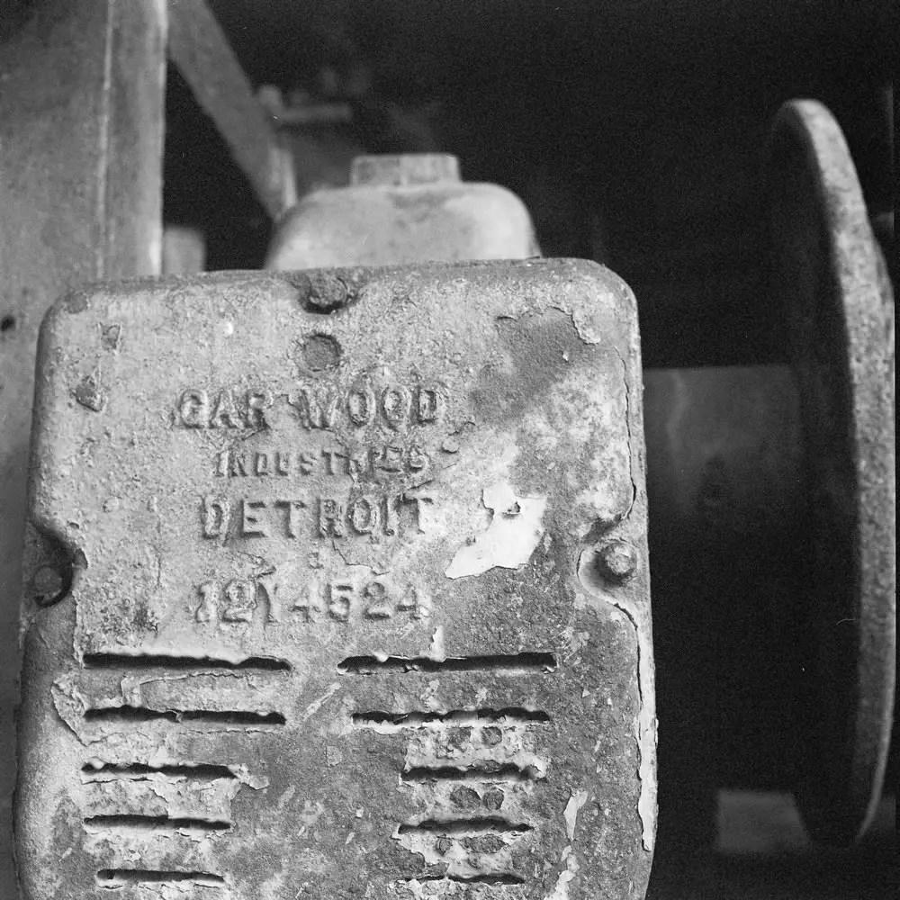 Kodak Portra 400BW - ISO 200