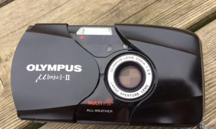 Camera review: Me and my Olympus MJU-II (Stylus Epic) – Bob Rhodes