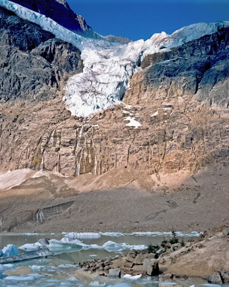 Angel Glacier - Mt. Edith Cavell