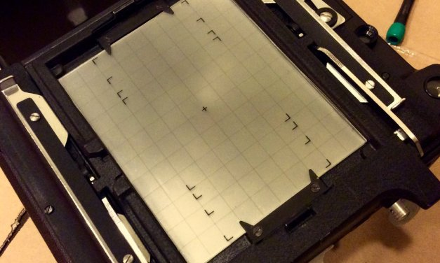 Free download: large format camera grid overlay screen