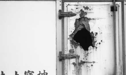 Containment breach – Kodak Tri-X 400 (35mm)
