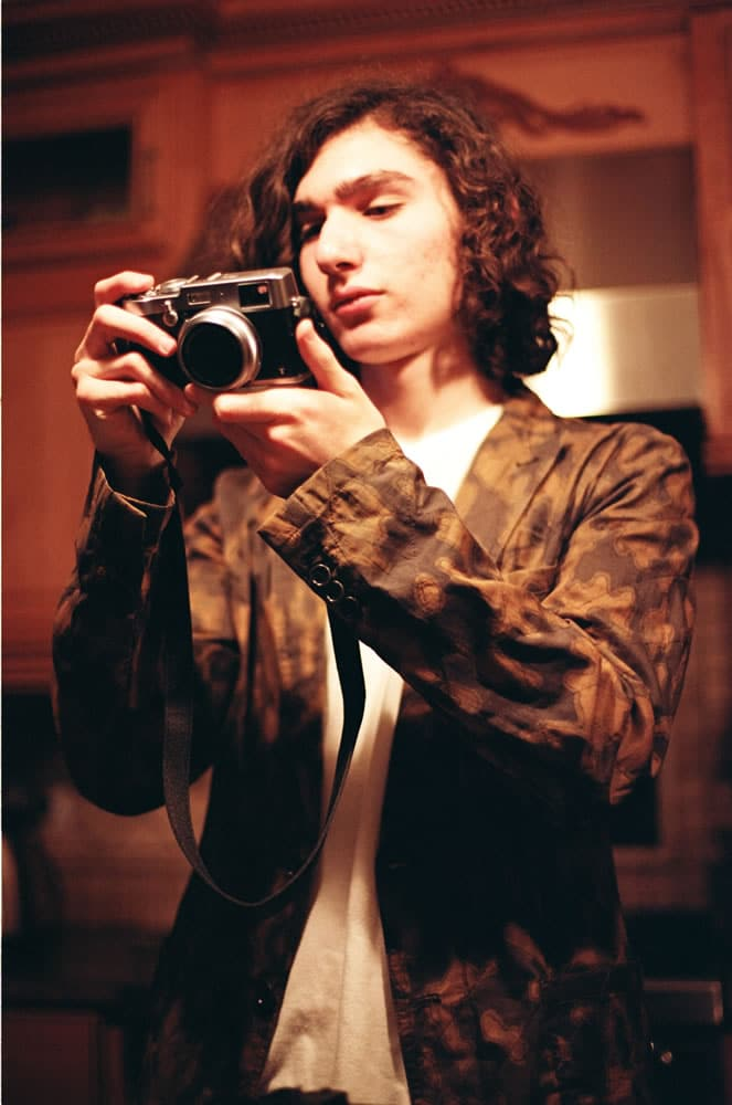 """Dries"" - Kodak Portra 160 - Upper West Side"