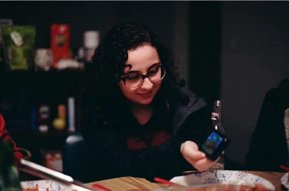 """""""Leah"""" - Kodak Portra 160 - Cook Campus - Rutgers New Brunswick, New Brunswick, NJ"""