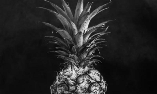 Pineapple light study #01 – Shanghai GP3 100