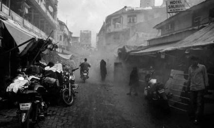 Mumbai 01: Pushan, Saint Christopher and Loki Walk into a Bar