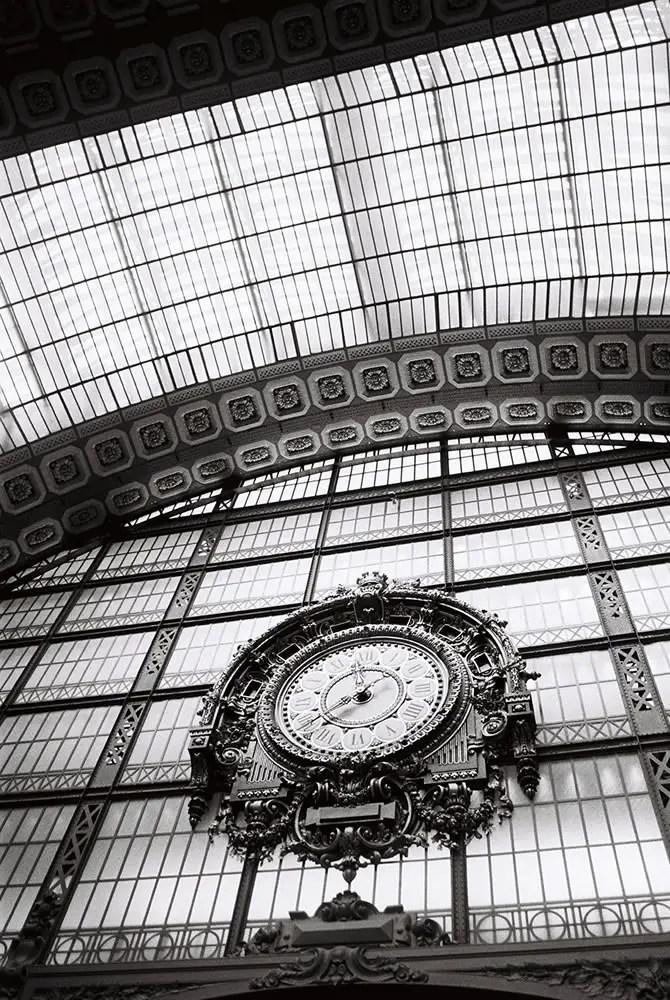Musee D'Orsay Paris - Kodak Tri-x 400