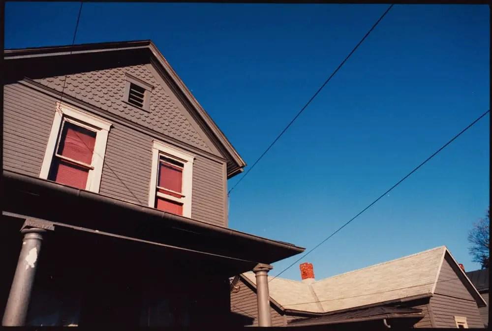 11x14 C Print Athens Ohio 1989 I Also