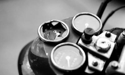 Running on empty – Kodak T-MAX 100 TMX (120)
