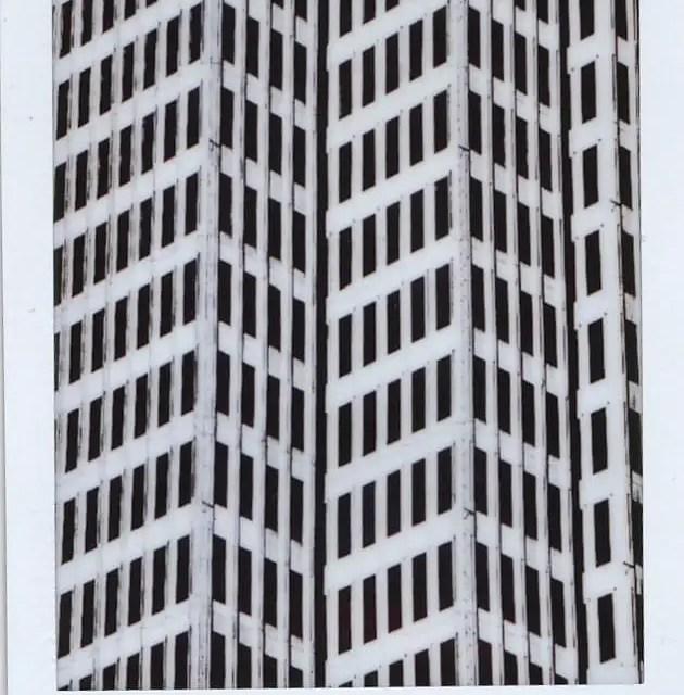 Esperimenti fotografici con Fuji Instanx in bianco e nero