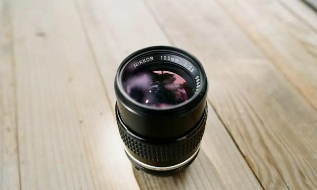Tools of the trade – Kodak PROFOTO 100 (35mm)