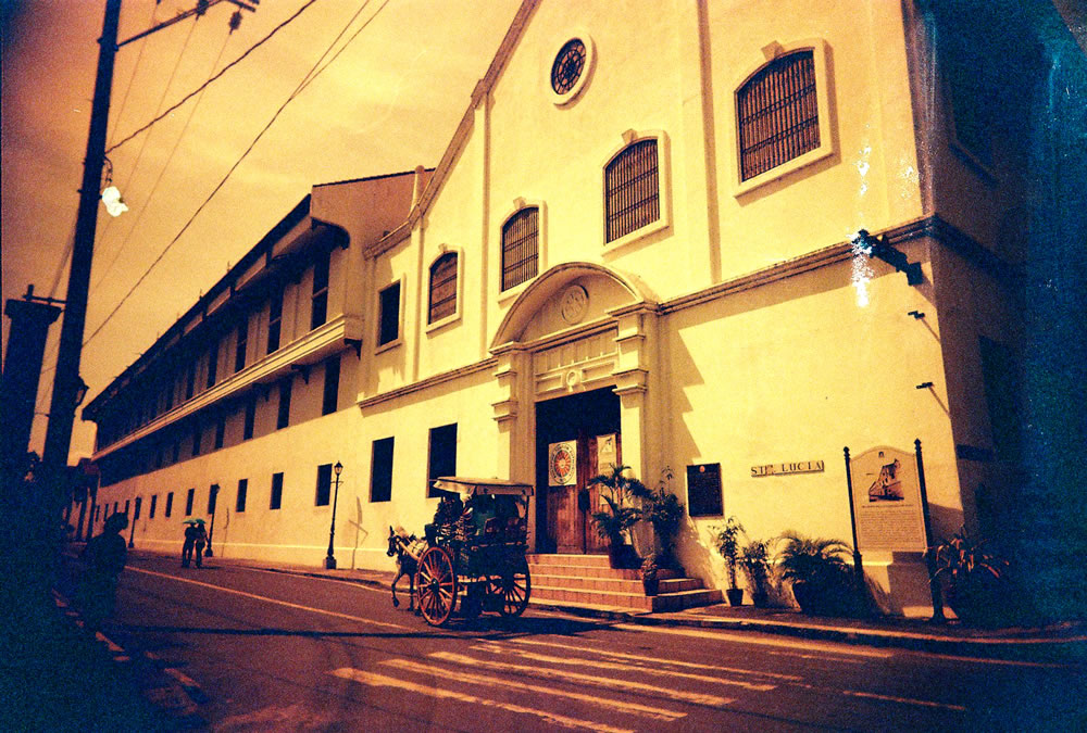Joy Celine Asto - Manila, my home