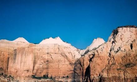 Zion NPS #01 – Kodak Vericolor 160 VPS 6006 (120)