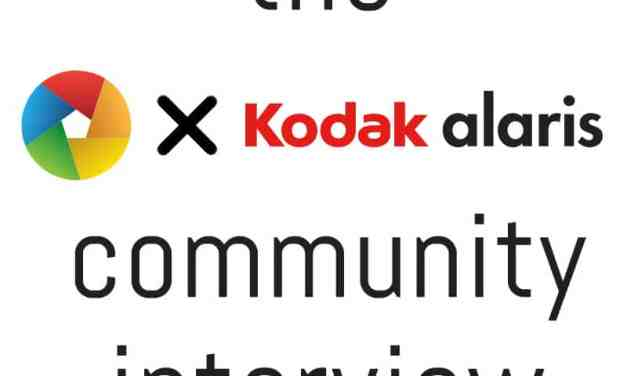 EMULSIVE x Kodak Alaris Community Interview: Update