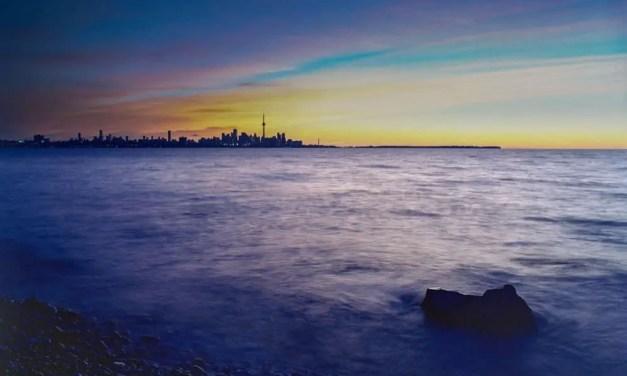 Blue hour with Kodak Ektar 100 – by Toni Skokovic