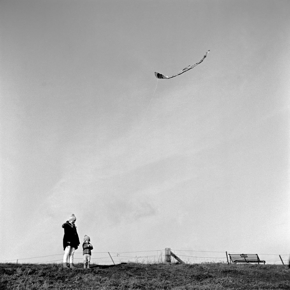 Matt P - ‏@mparry1234 - This place is the perfect kite flying hill. #FP4Party #BelieveInFilm #FilmPhotography #ilford #postweek