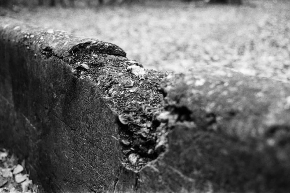 Martin W Smith - ‏@westen30 - The Wall (not Pink Floyd's) #LeicaM6TTL #FP4Party #believeinfilm @ILFORDPhoto @FP4Party @EMULSIVEfilm