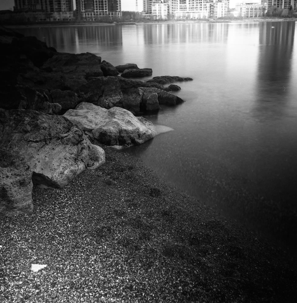 Long Exposure Test - ILFORD Delta 100 Professional - EI: 100 - Aperture: f/11 - Shutter: 6s