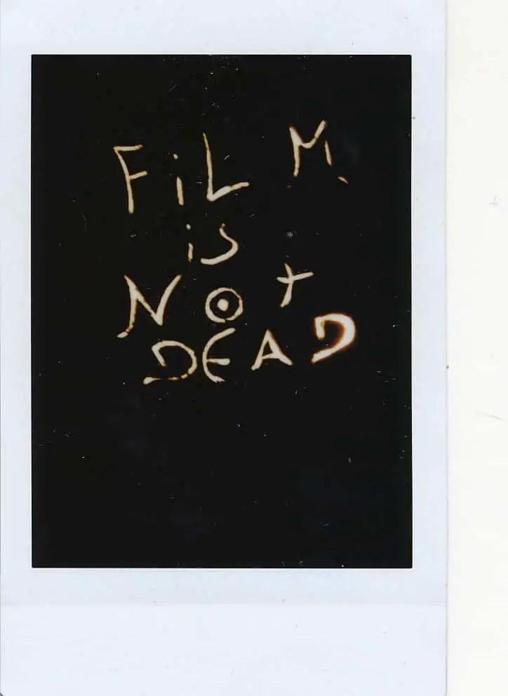 Dublin - Fuji Mini 90 Classic - Filmisnotdead - Instax Mini color film