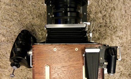 Building a naked Aero Ektar Speed Graphic: The AEROgraphic project part 3 – preparing and finishing the body