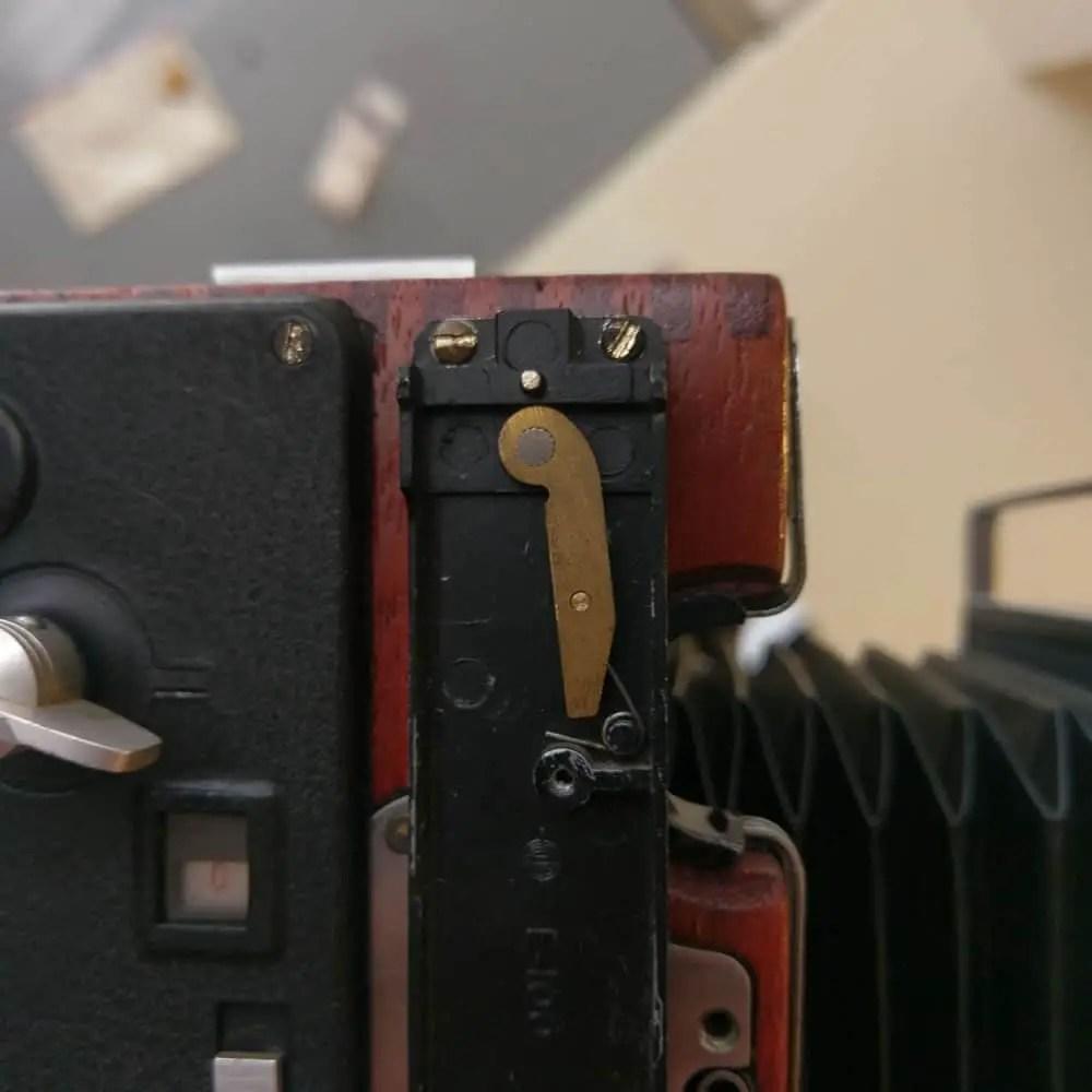 Speed Graphic - Rangefinder cam