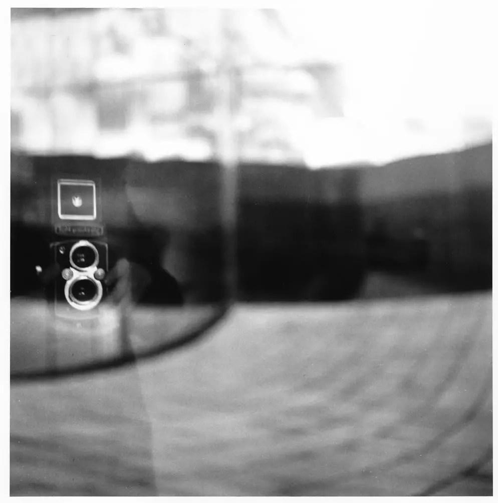 Untitled - YashicaMat - Ilford HP5+