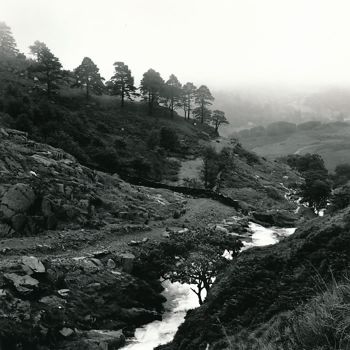 Wales - Watkin Path - Bronica SQ-A - Ilford HP5+
