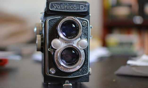 Camera review: Me and My Yashica-D (80mm f/3.5) TLR by Ed Worthington