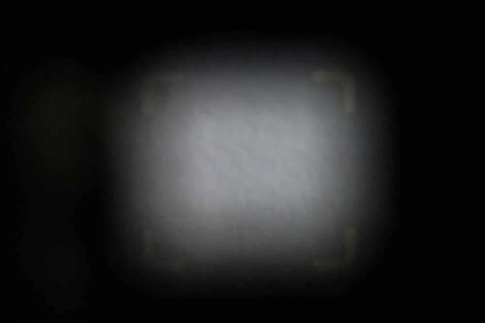Minolta Hi-Matic - Auto-focus area