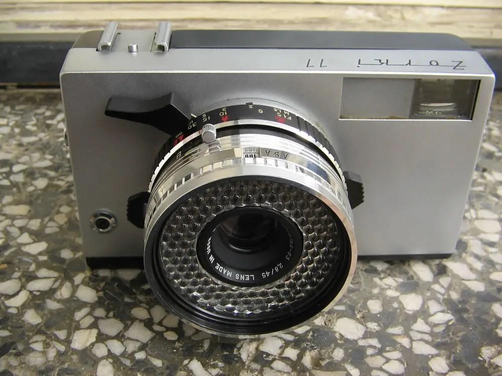 Zorki 11 - front