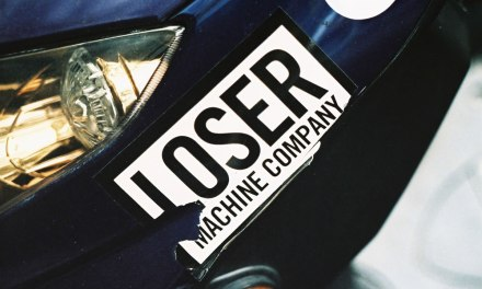 LOSER – Kodak PROFESSIONAL ELITE Chrome 100 – EB-3 (35mm)