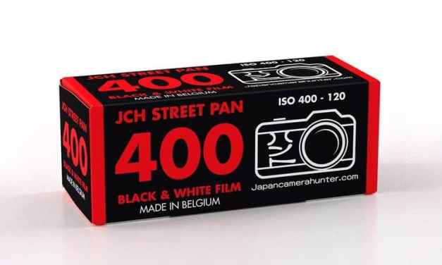 Announcing the JCH StreetPan 400 120 format pre-order