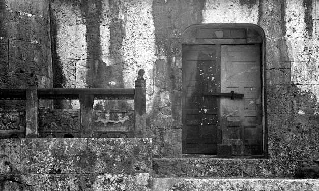 Barred – Shot on Silberra ULTIMA 200 (35mm)