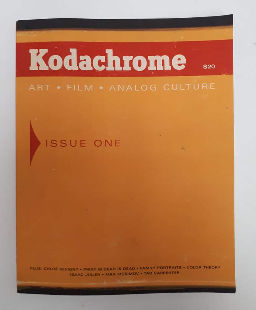 Review: Kodachrome Magazine Issue 1 by Matt Parry