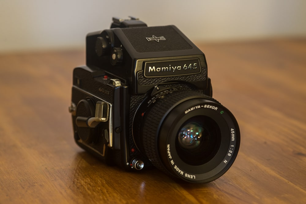 Camera review: Mamiya 645 1000S by Tim Dobbs