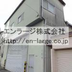 豊里町倉庫・工場・1.2F約62.64坪・クレーン有★☆ J161-038C1-007