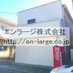 長尾元町2丁目事務所・1F約18坪・駐車場正面1台無料☆ J166-024F5-006